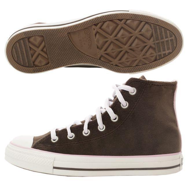 Converse Chuck Taylor All Star Velour Hi-top Shoes