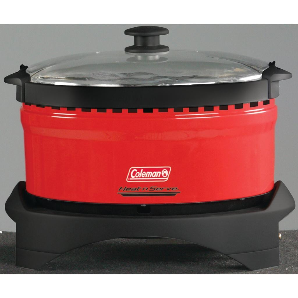 Coleman RoadTrip Portable Slow Cooker