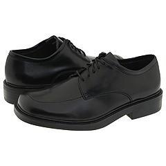 Soft Stags Manchester Black Shoes