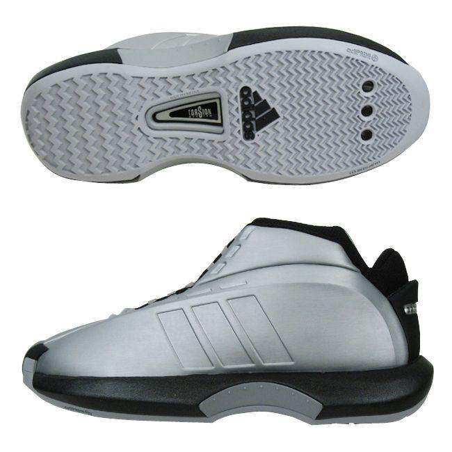 Shop Adidas Crazy 1 Men s Basketball Shoes - Free Shipping Today -  Overstock - 2448473 005a4eb89
