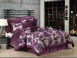 Jolie Queen Comforter Set with Coverlet and Pillows - Thumbnail 1