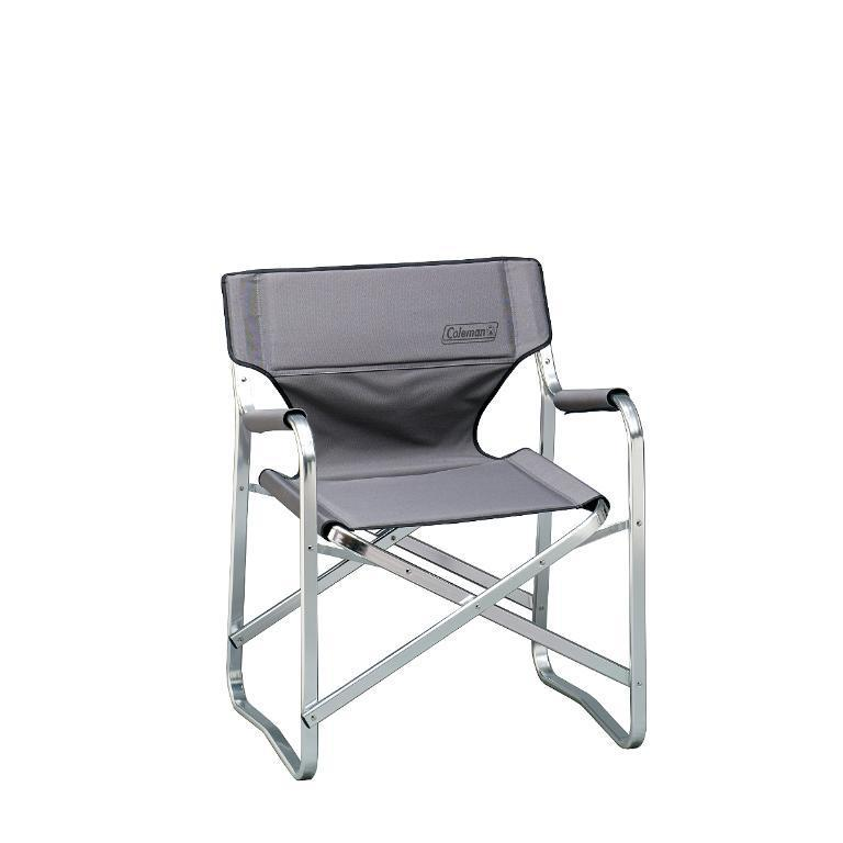 Coleman Portable Charcoal Deck Chair Free Shipping On