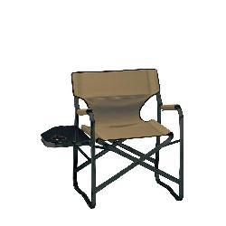 Coleman Portable Deck Chair With Table Free Shipping