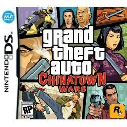 NinDS - Grand Theft Auto: Chinatown Wars - Thumbnail 1