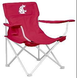 Thumbnail 3, Washington State University Tailgate Folding Chair. Changes active main hero.