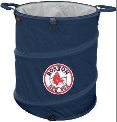 Boston Red Sox Trash Can - Thumbnail 1
