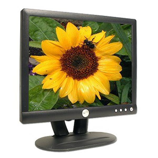 Dell E153FPB 15-inch UltraSharp Black LCD Monitor