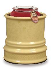 Celery Candle Warmer Crock - Thumbnail 2
