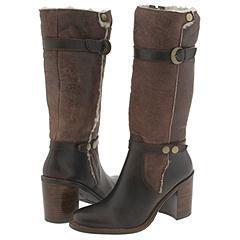 Matisse Idaho Chocolate Leather Boots