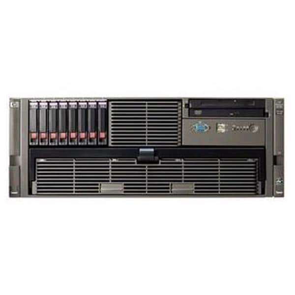 HP 293765-001 AMD 2.6 Ghz Opteron 885 DC ProLiant DL585 Server (Refurbished)