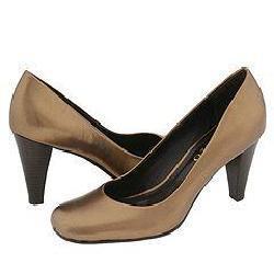 Thumbnail 1, Franco Sarto Dublin Old Gold Metallic Pumps/Heels.