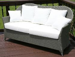 Savannah 5-piece All-weather Wicker Seating Set