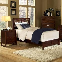 Ferris 3-pieceTwin-size Bedroom Set - Thumbnail 1
