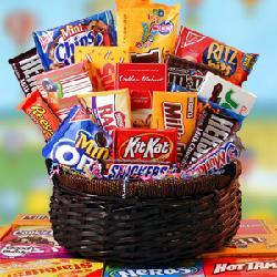 Candy Explosion Gift Basket - Thumbnail 1