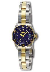 Invicta Women's Pro Diver Two-tone Watch - Thumbnail 2