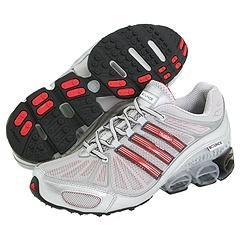 adidas Running Megabounce TruVersa Metallic Silver/Metallic Silver/Red Athletic