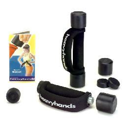 Heavyhands Add-on Weights Combo Pac - Thumbnail 1