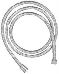 Satin Nickel 59-inch Hand Shower Replacement Hose