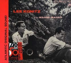 Lee Konitz - With Warne Marsh - Thumbnail 1