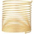 NEXTE Jewelry 14k Gold-overlay Slinky Bracelet