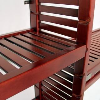 John Louis Home Collection Standard Adjustable Shelves Kit (Set of 2)
