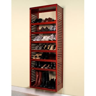 John Louis Home Collection Stand-alone Tower Shelf Standards