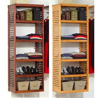 John Louis Home Collection Deluxe Standalone Tower (Option: Tan) https://ak1.ostkcdn.com/images/products/4002243/P12029376.jpg?impolicy=medium