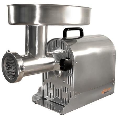 Pro-Series by Weston #32 Stainless Steel Electric Meat Grinder/ Stuffer - Thumbnail 1