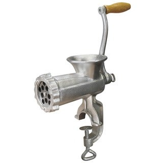 Weston #10 Manual Meat Grinder and Sausage Stuffer