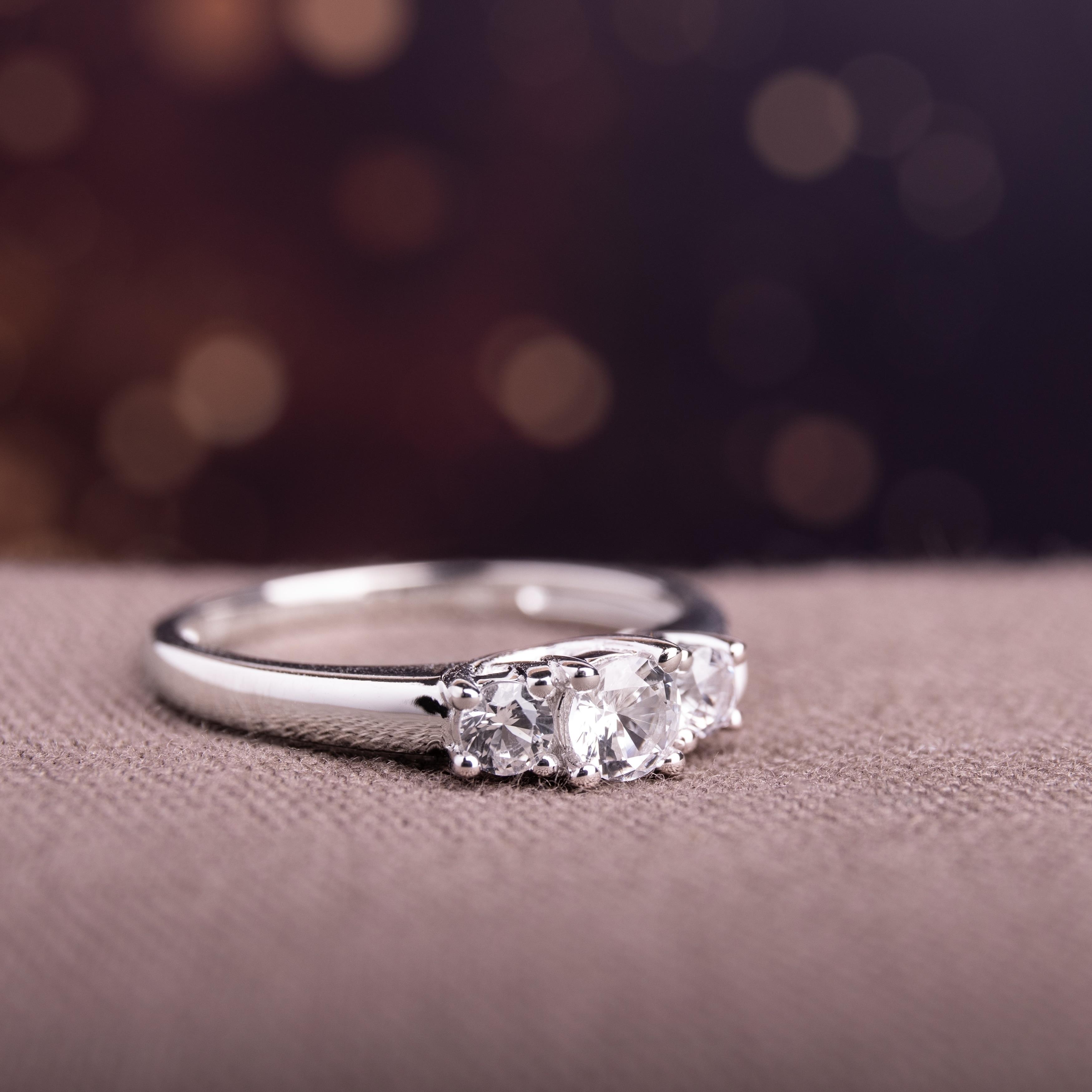 Buy Black Engagement Rings Online At Overstock Our Best Wedding Deals: Gar Diamond Wedding Rings Women At Websimilar.org