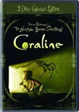 Coraline (Collector's Edition) (DVD)
