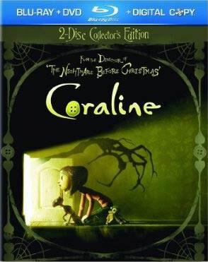 Coraline (Blu-ray Disc)