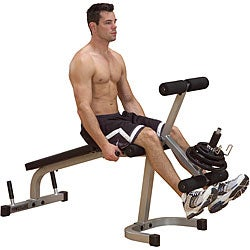Powerline Leg Extension and Curl Machine