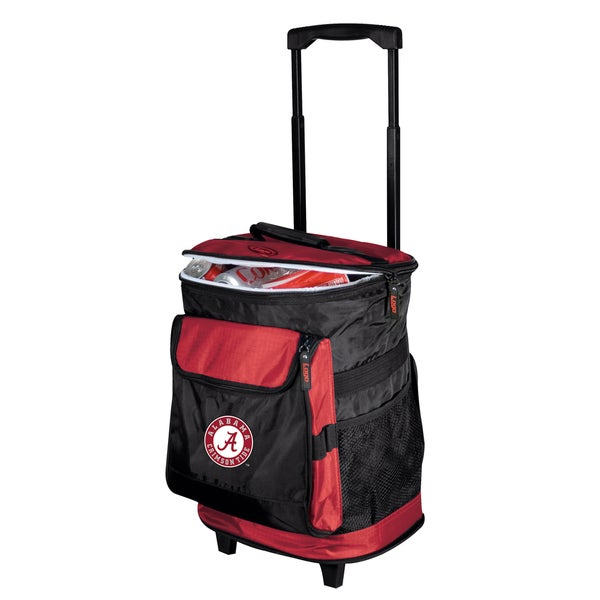 Alabama 'Crimson Tide' Insulated Rolling Cooler