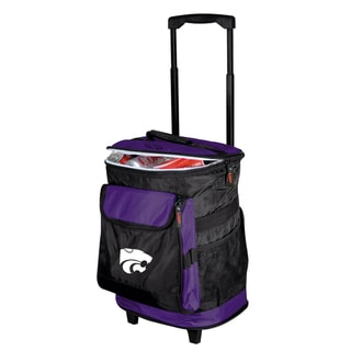 Kansas State 'Wildcats' Insulated Rolling Cooler