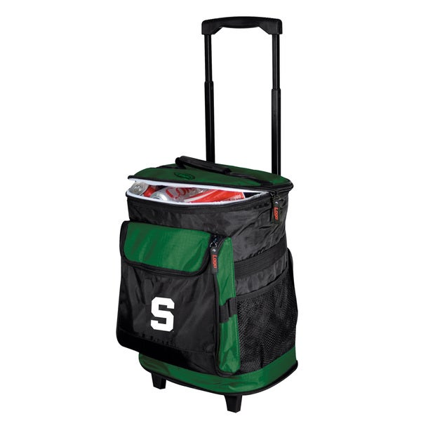 Michigan State University Rolling Cooler