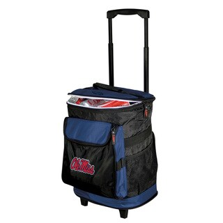 Ole Miss Rolling Cooler
