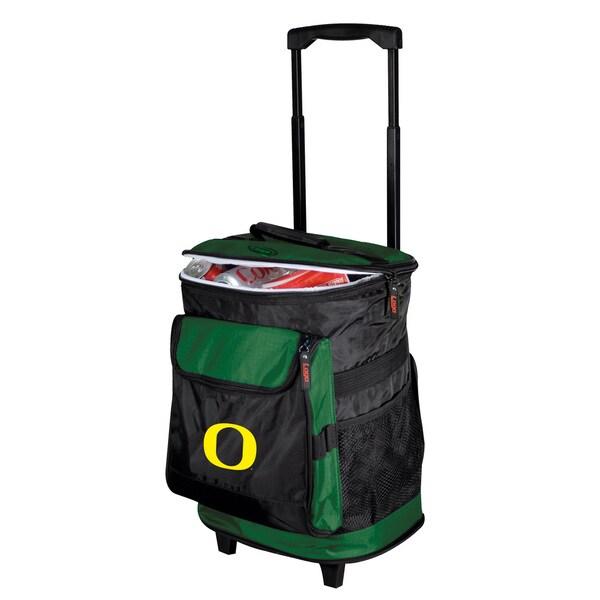 University of Oregon 'Ducks' Insulated Rolling Cooler