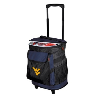 West Virginia University Rolling Cooler