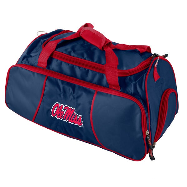 Shop NCAA College Team 22-inch Carry-On Duffel Bag - Free Shipping ... 545493a2415a4