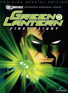 The Green Lantern: First Flight (DVD)
