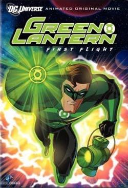 The Green Lantern: First Flight (DVD)