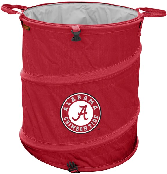 Alabama 'Crimson Tide' Trash Can