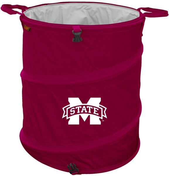 Mississippi State University Trash Can