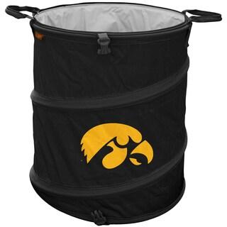 Iowa 'Hawkeyes' Trash Can