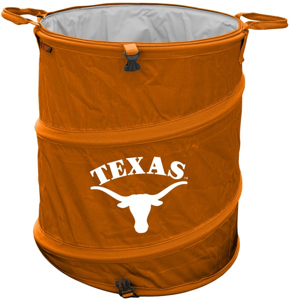 University of Texas 'Longhorns' Trash Can