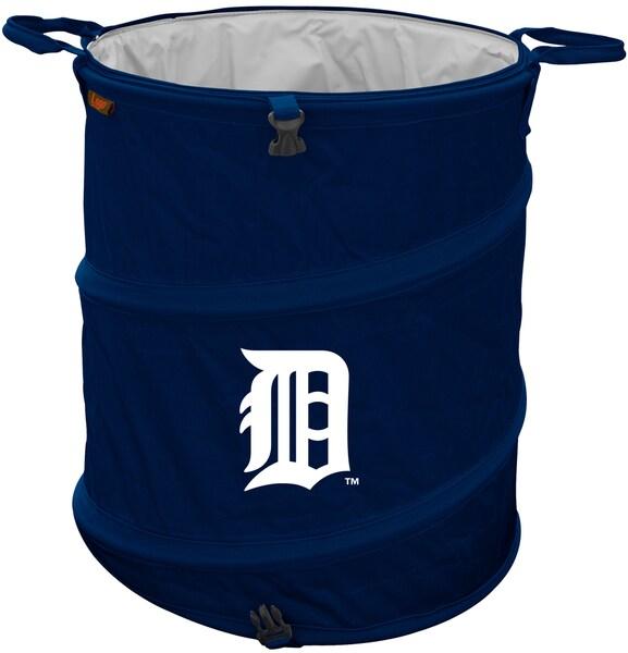 Detroit Tigers Trash Can