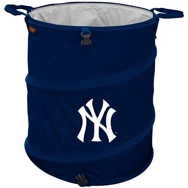 New York Yankees Trash Can