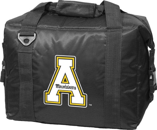 Appalachian State 'Mountaineers' 12-pack Insulated Cooler Bag