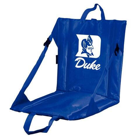 Duke 'Blue Devils' Lightweight Folding Stadium Seat - Blue Devils
